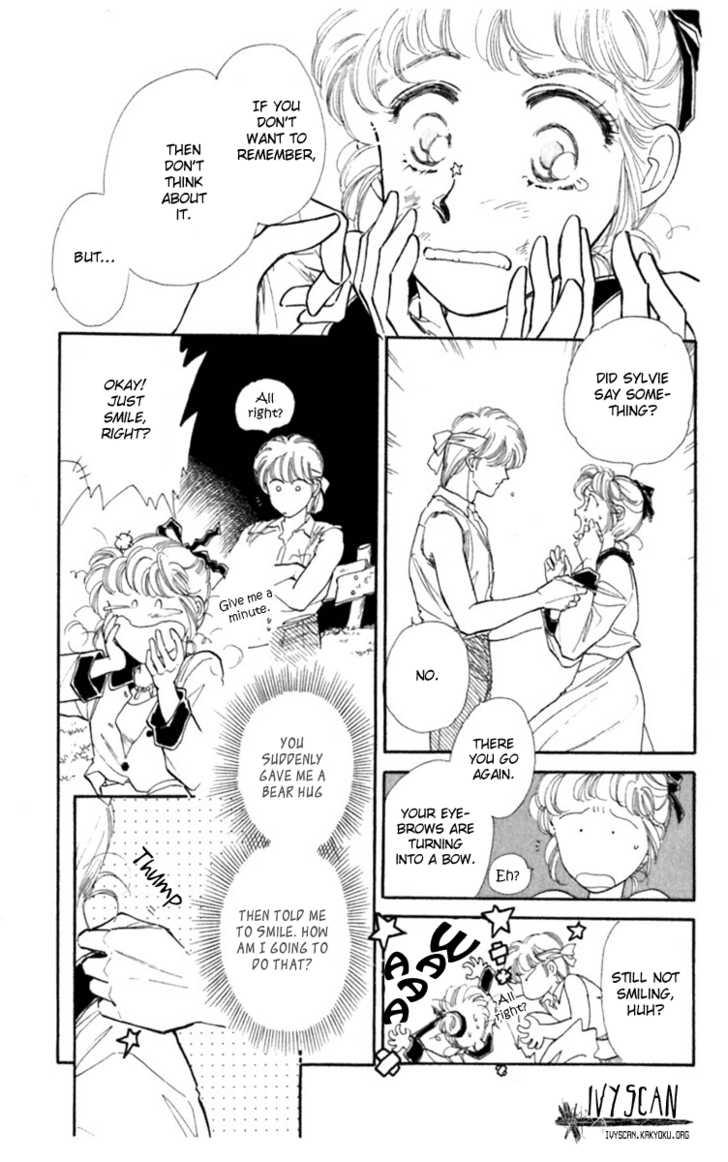 Feminine wa Utau 15 Page 3