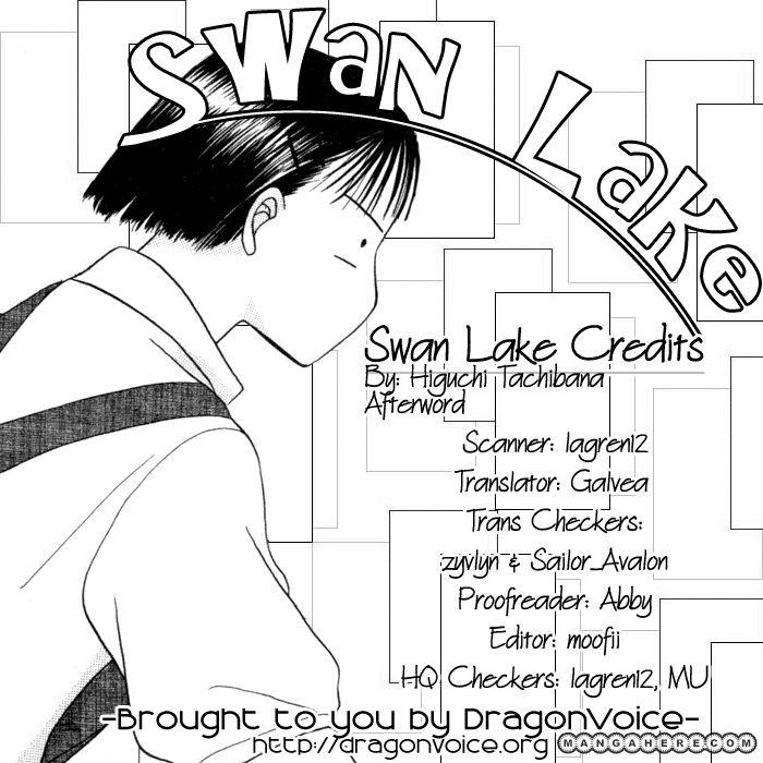 Swan Lake 6 Page 1