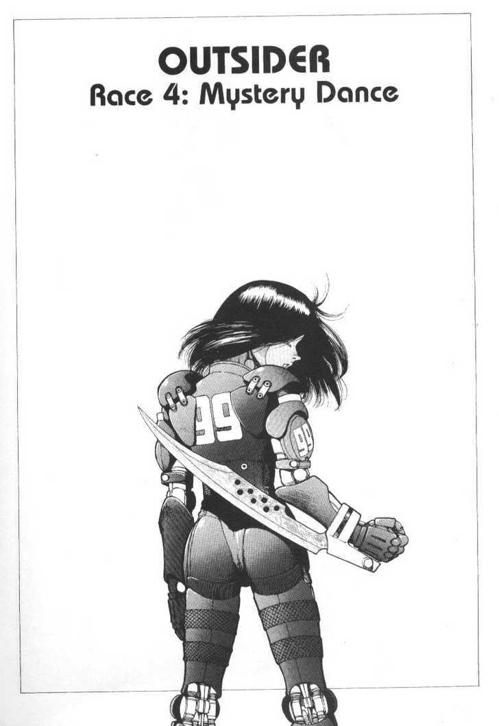 Battle Angel Alita 4 Page 1