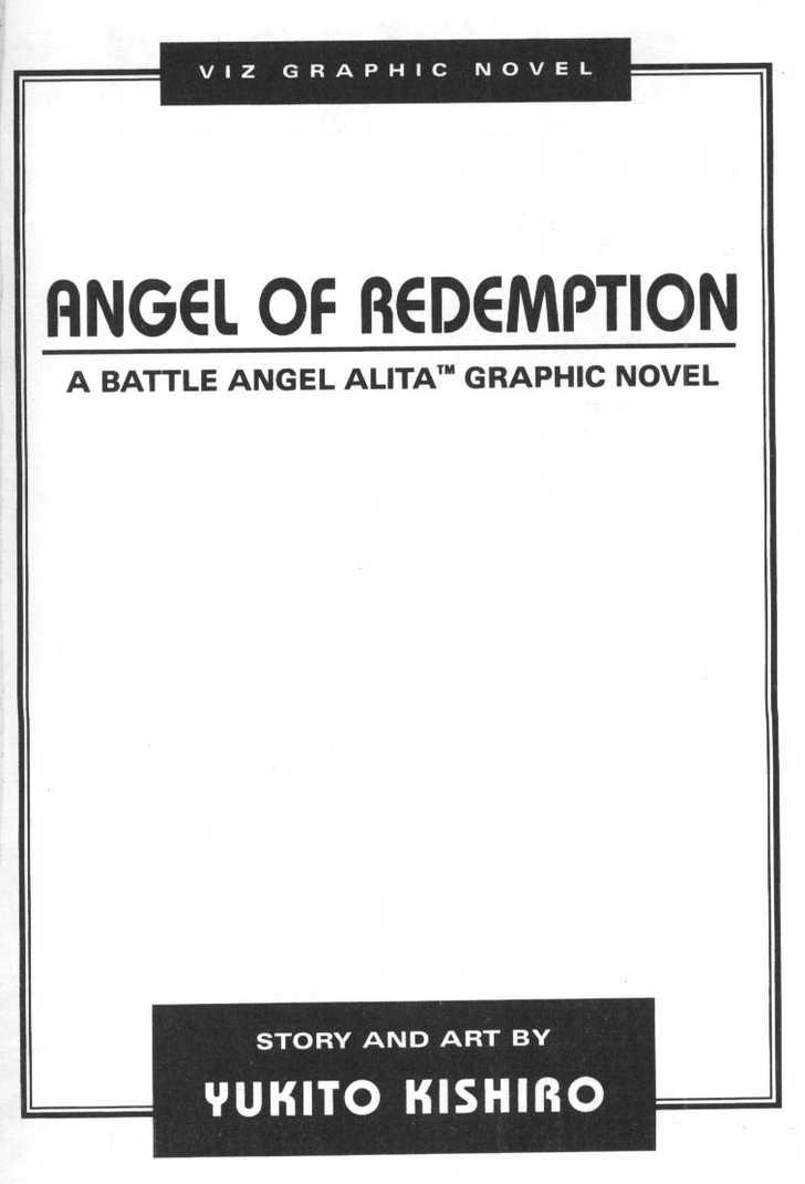 Battle Angel Alita 1 Page 2