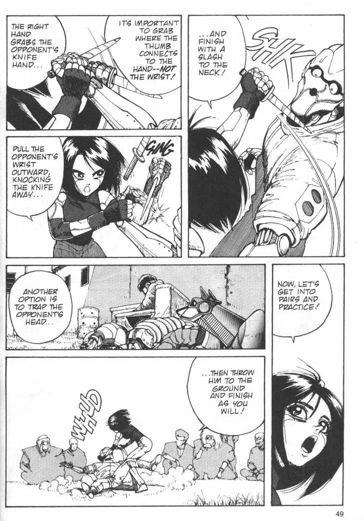 Battle Angel Alita 3 Page 3