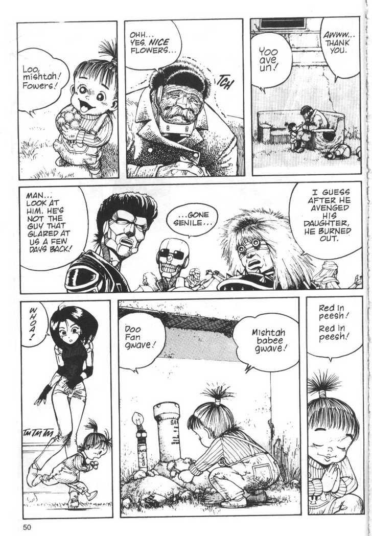 Battle Angel Alita 3 Page 4