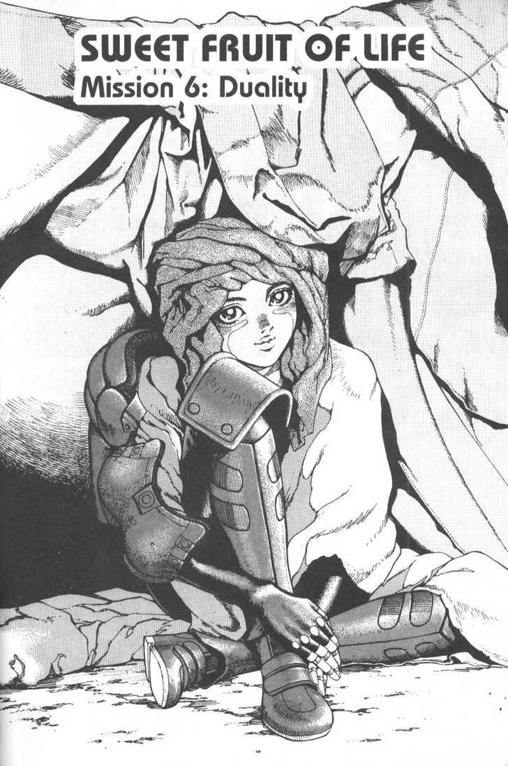 Battle Angel Alita 6 Page 1
