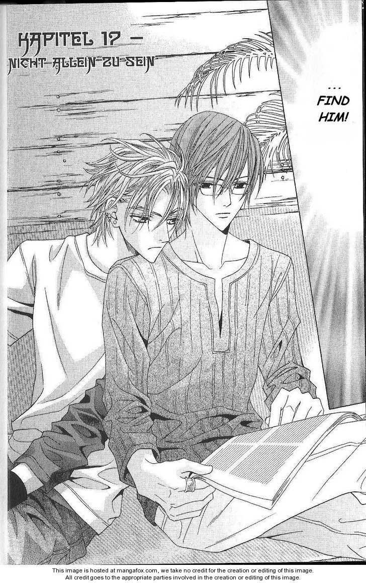 Uragiri wa Boku no Namae wo Shitteiru 17 Page 3