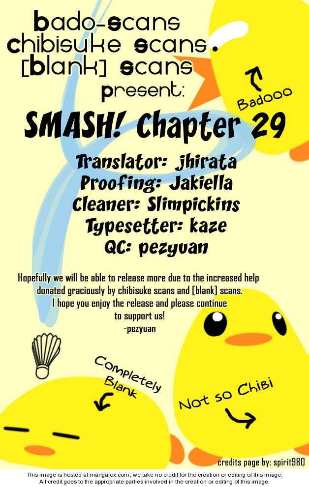 Smash! 29 Page 1