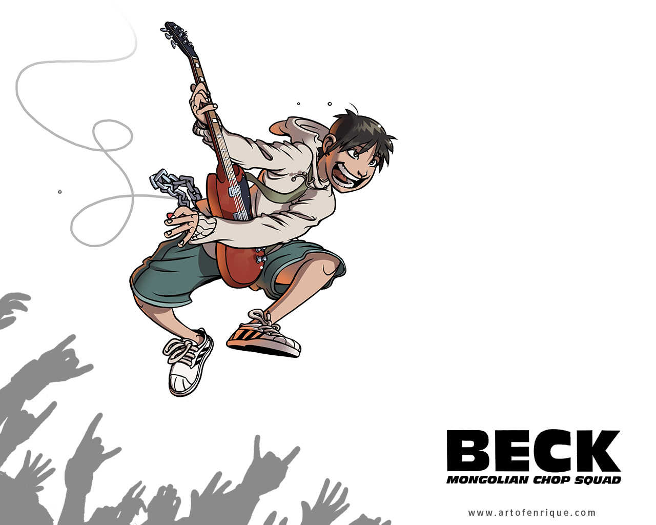 Beck 97.5 Page 1