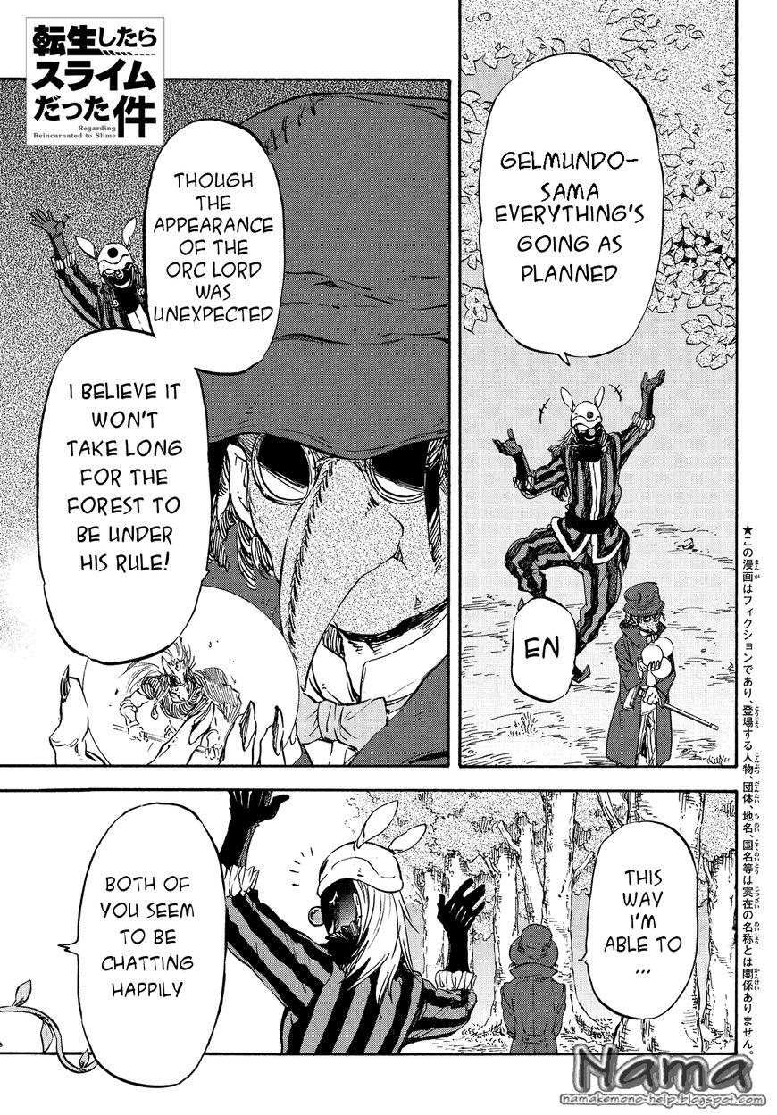 Tensei Shitara Slime Datta Ken 21 Page 1