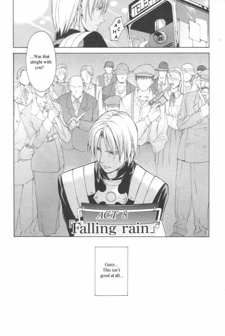 Chrono Crusade 8 Page 2
