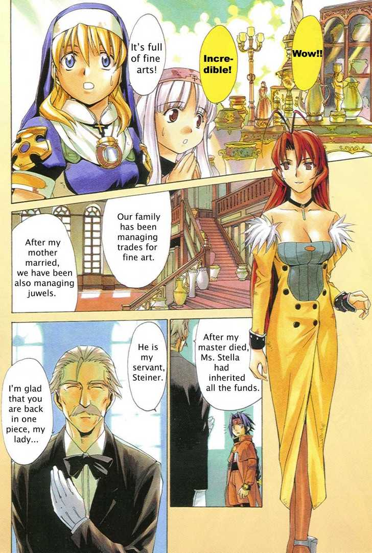 Chrono Crusade 18 Page 4