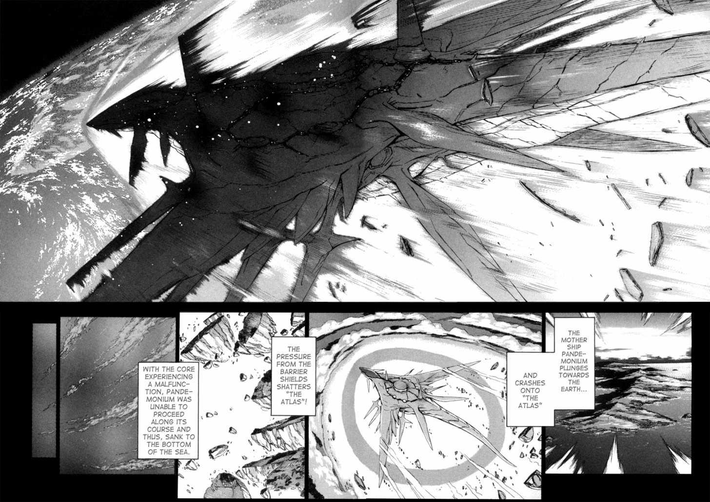Chrono Crusade 56 Page 2