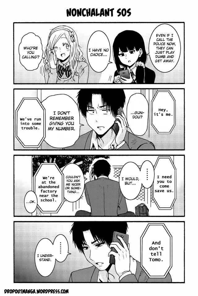 Tomo-chan wa Onnanoko! 530 Page 1