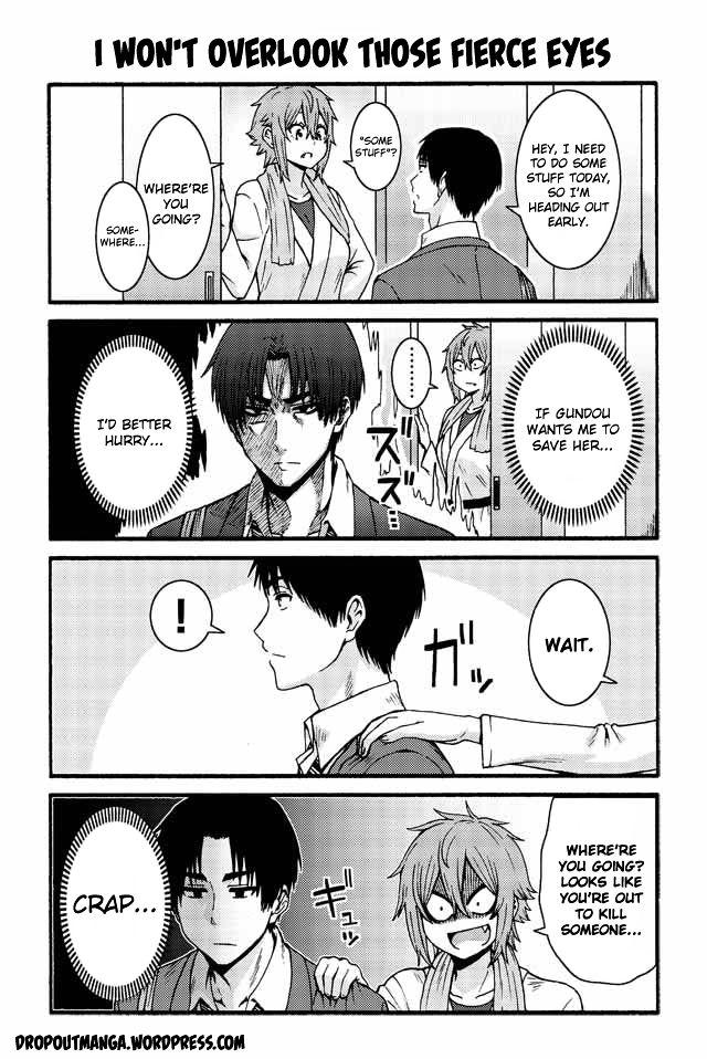 Tomo-chan wa Onnanoko! 531 Page 1