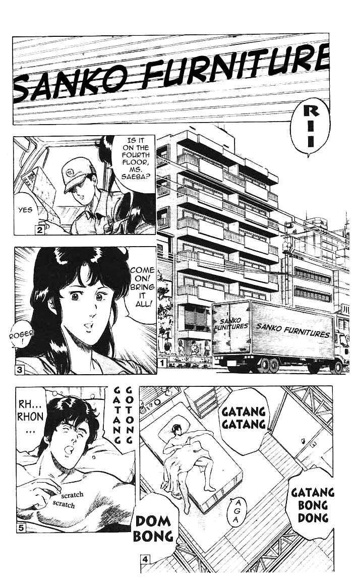 City Hunter 10 Page 2