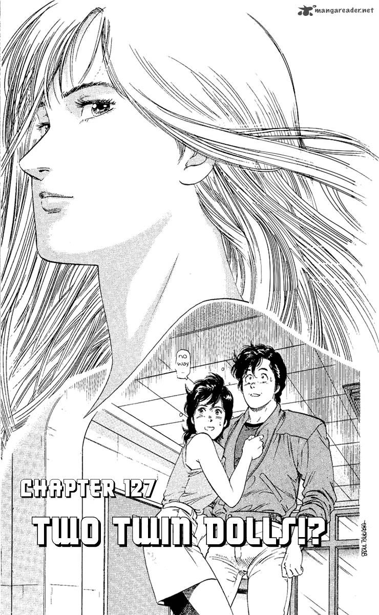 City Hunter 127 Page 1