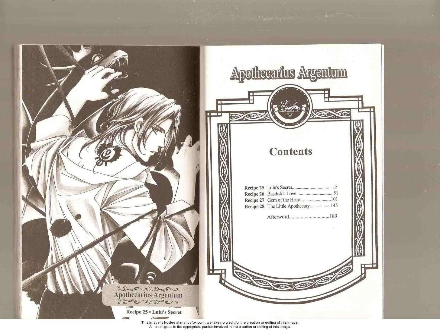 Apothecarius Argentum 1 Page 4