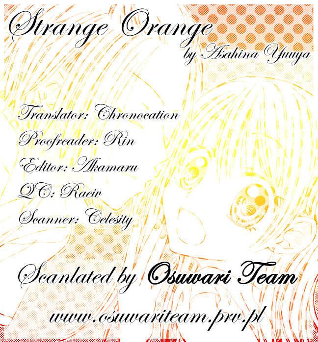 Strange Orange 1 Page 2