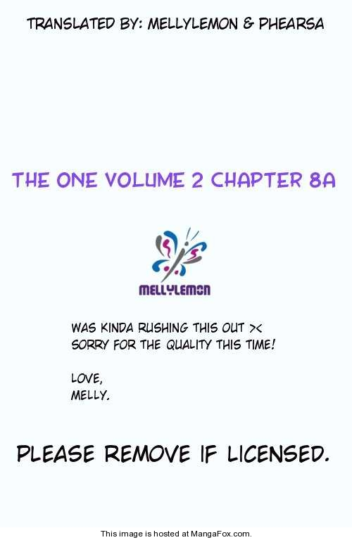 The One 8.1 Page 1