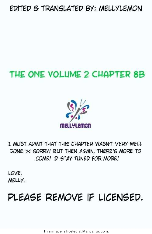 The One 8.2 Page 1