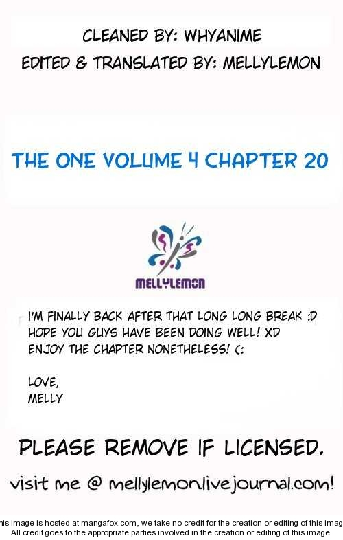 The One 20 Page 1
