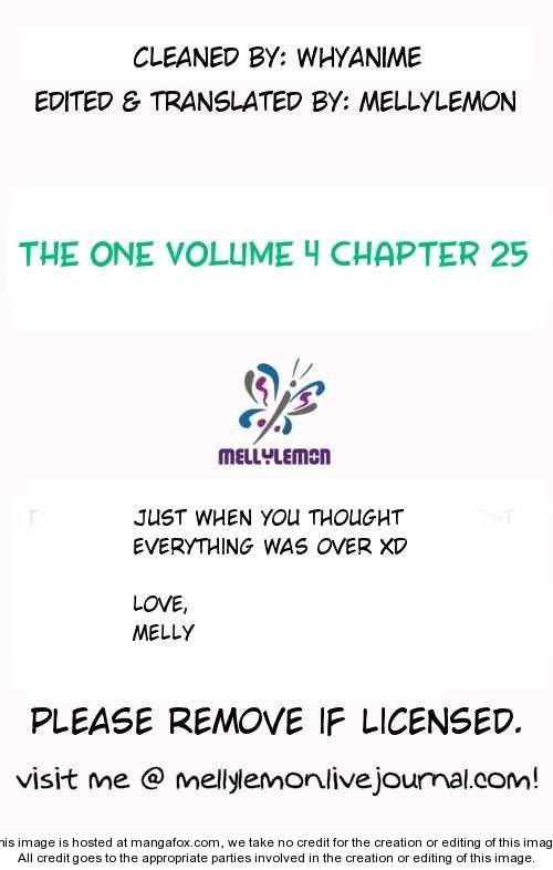 The One 25 Page 1