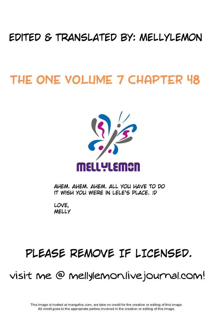 The One 48 Page 1