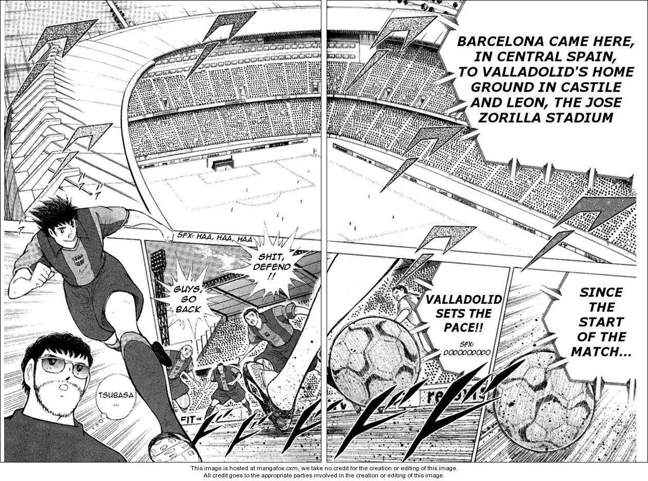 Captain Tsubasa Golden-23 3 Page 2