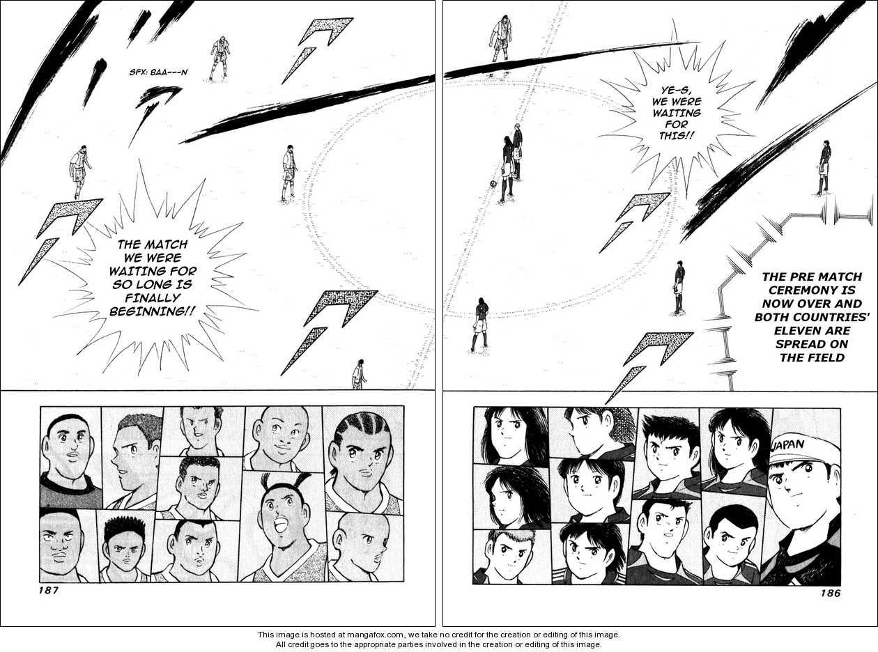 Captain Tsubasa Golden-23 37 Page 2