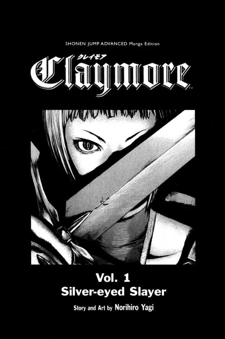 Claymore 1 Page 3