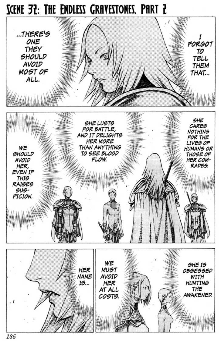 Claymore 32 Page 1