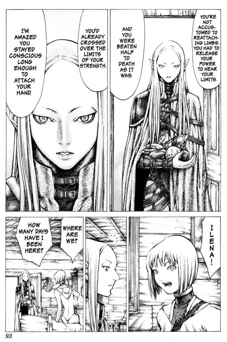 Claymore 37 Page 4