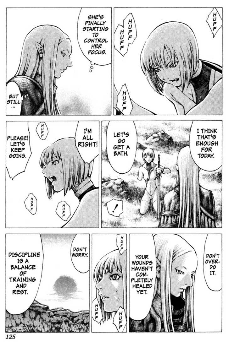 Claymore 38 Page 3