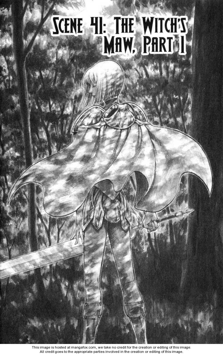 Claymore 41 Page 1