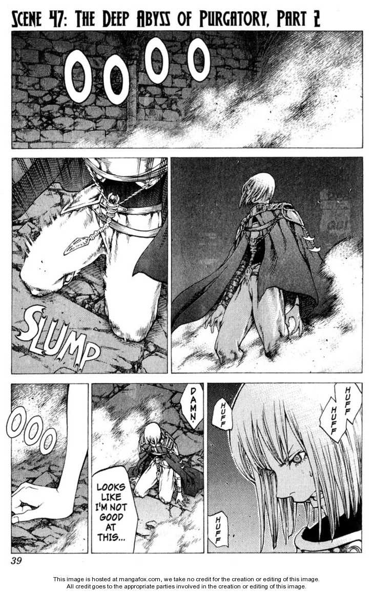Claymore 47 Page 1