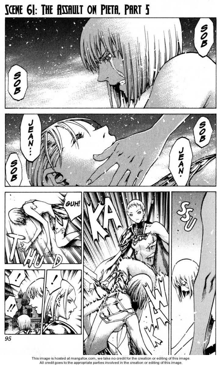 Claymore 61 Page 1