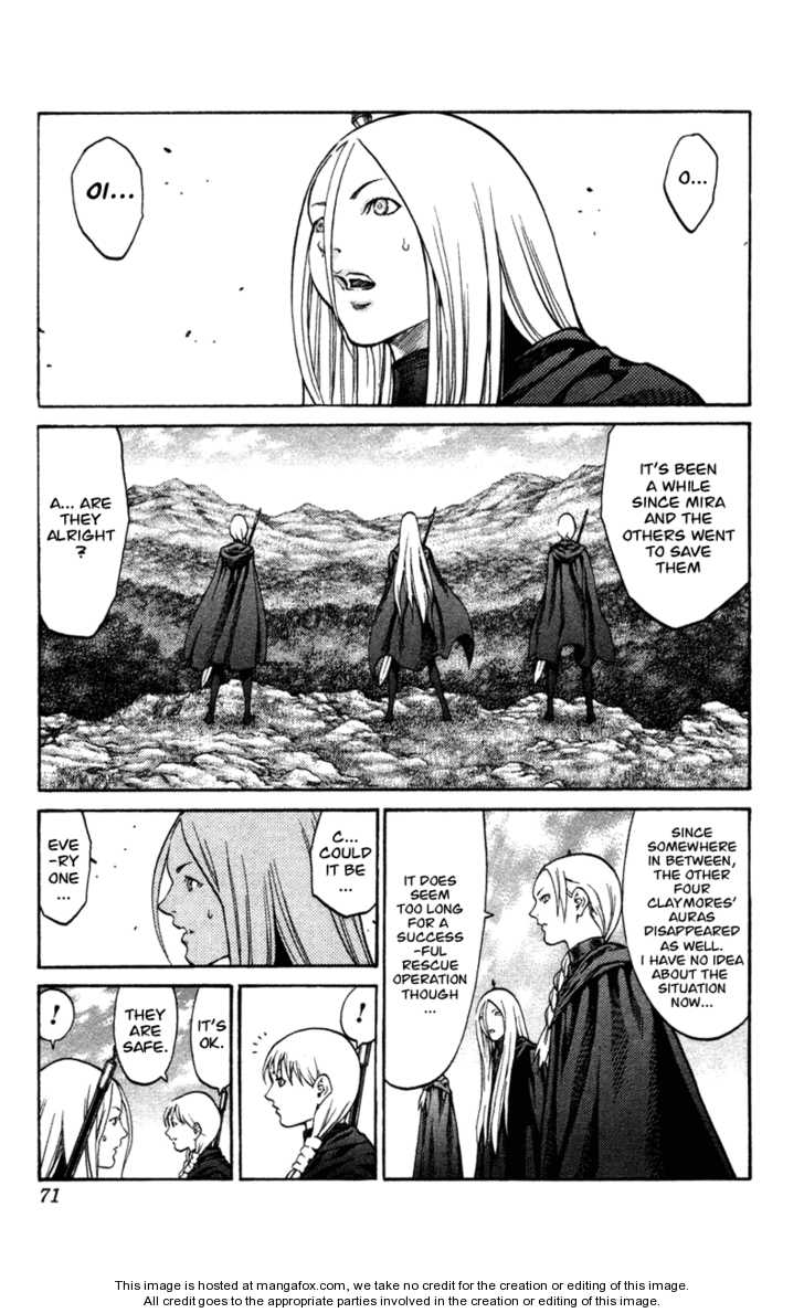 Claymore 72 Page 1