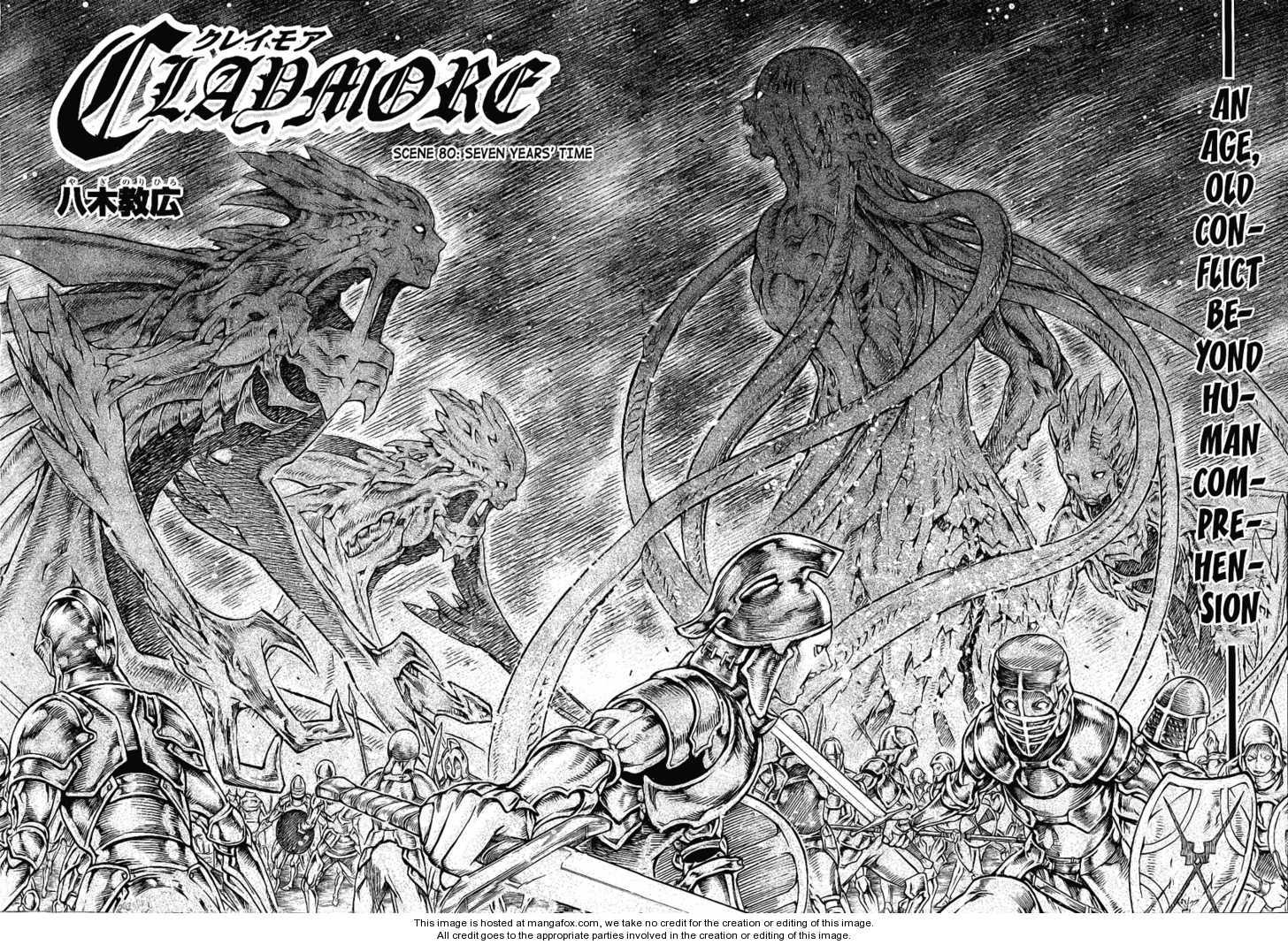 Claymore 80 Page 2