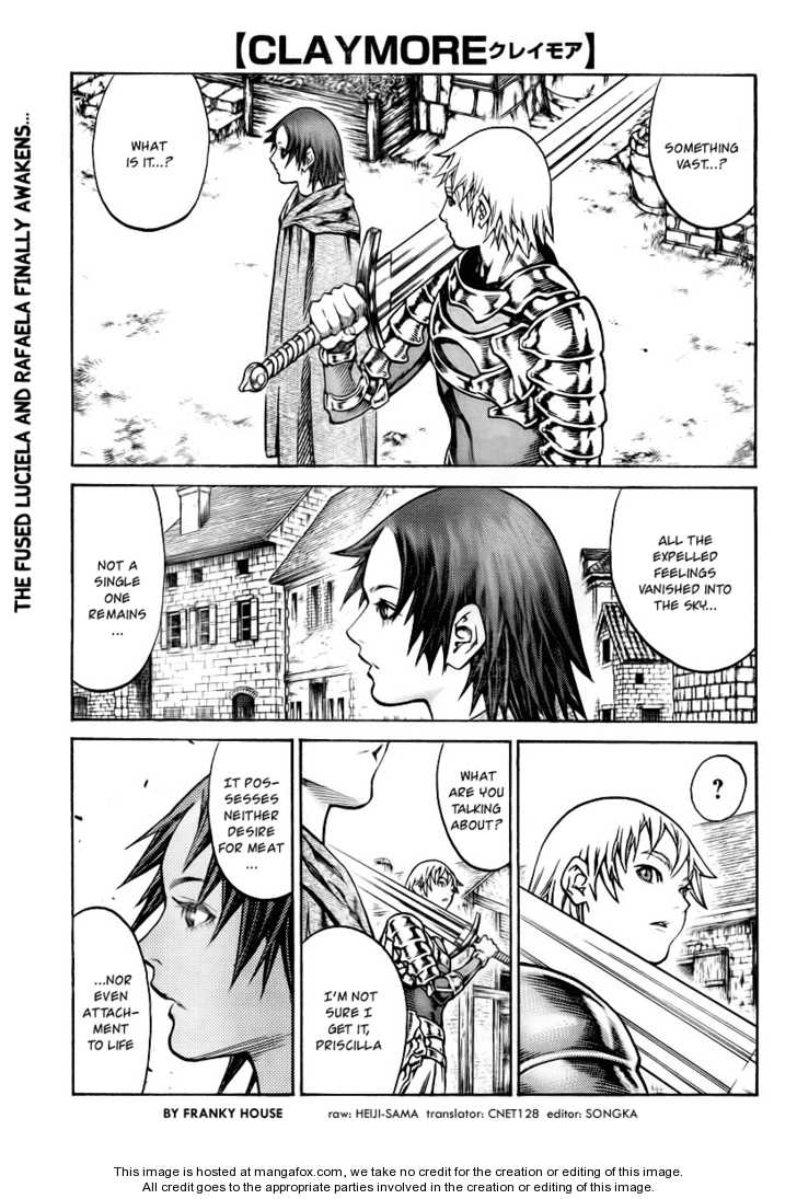 Claymore 93 Page 1
