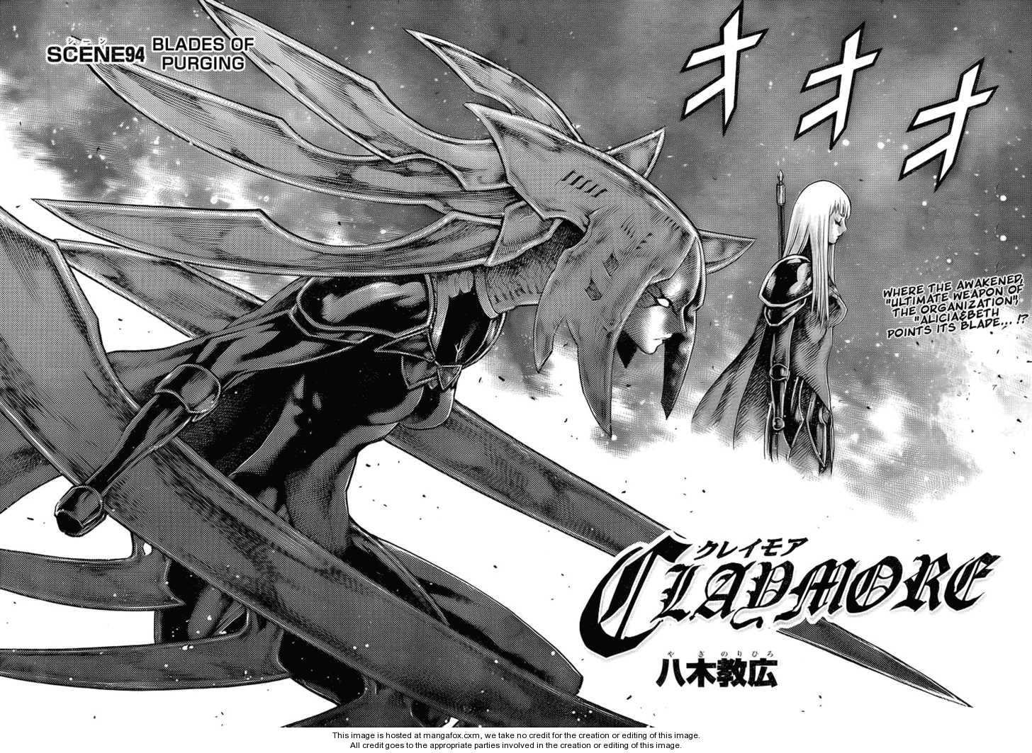 Claymore 94 Page 2