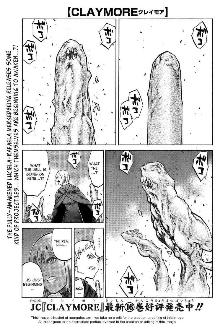 Claymore 95 Page 1