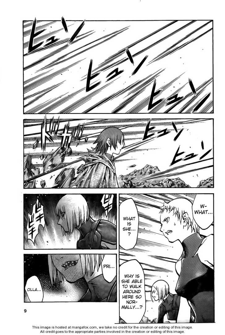 Claymore 100 Page 3