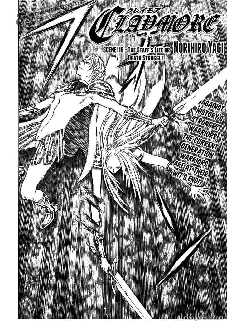 Claymore 118 Page 3