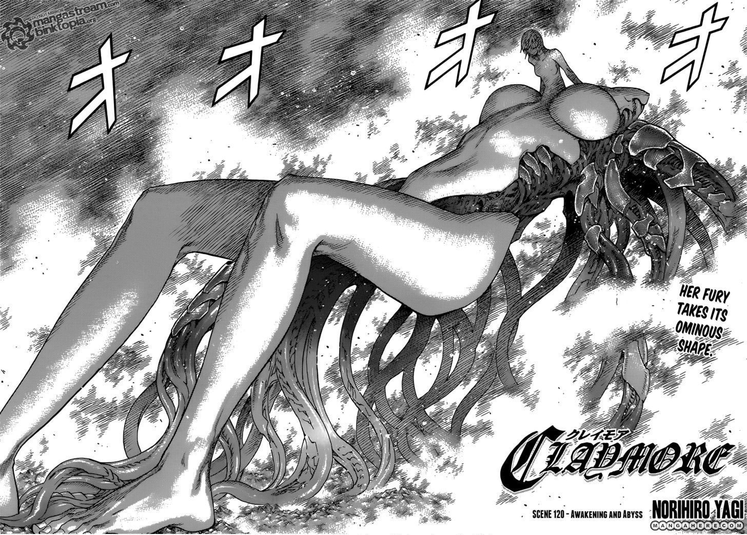 Claymore 120 Page 3