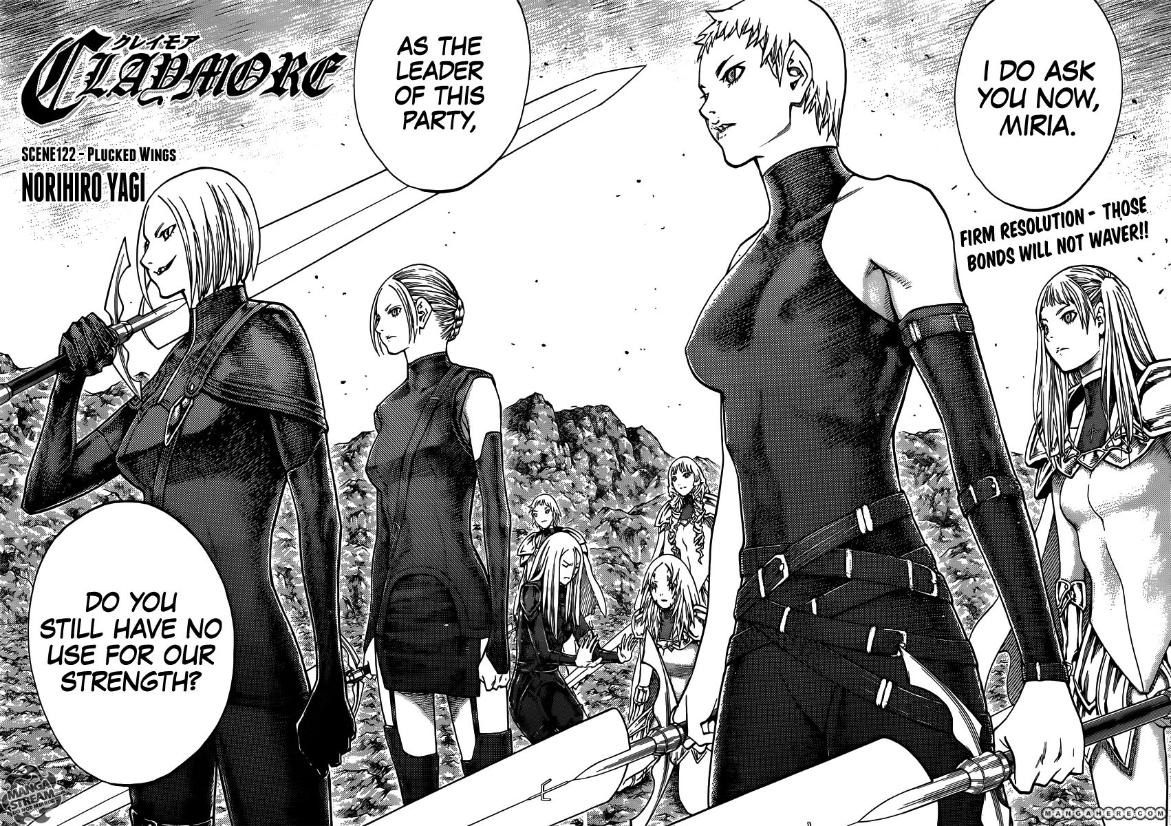 Claymore 122 Page 3