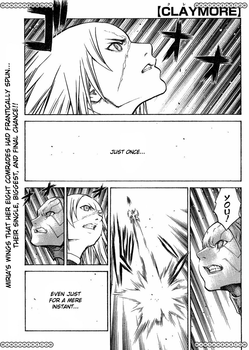 Claymore 125 Page 1