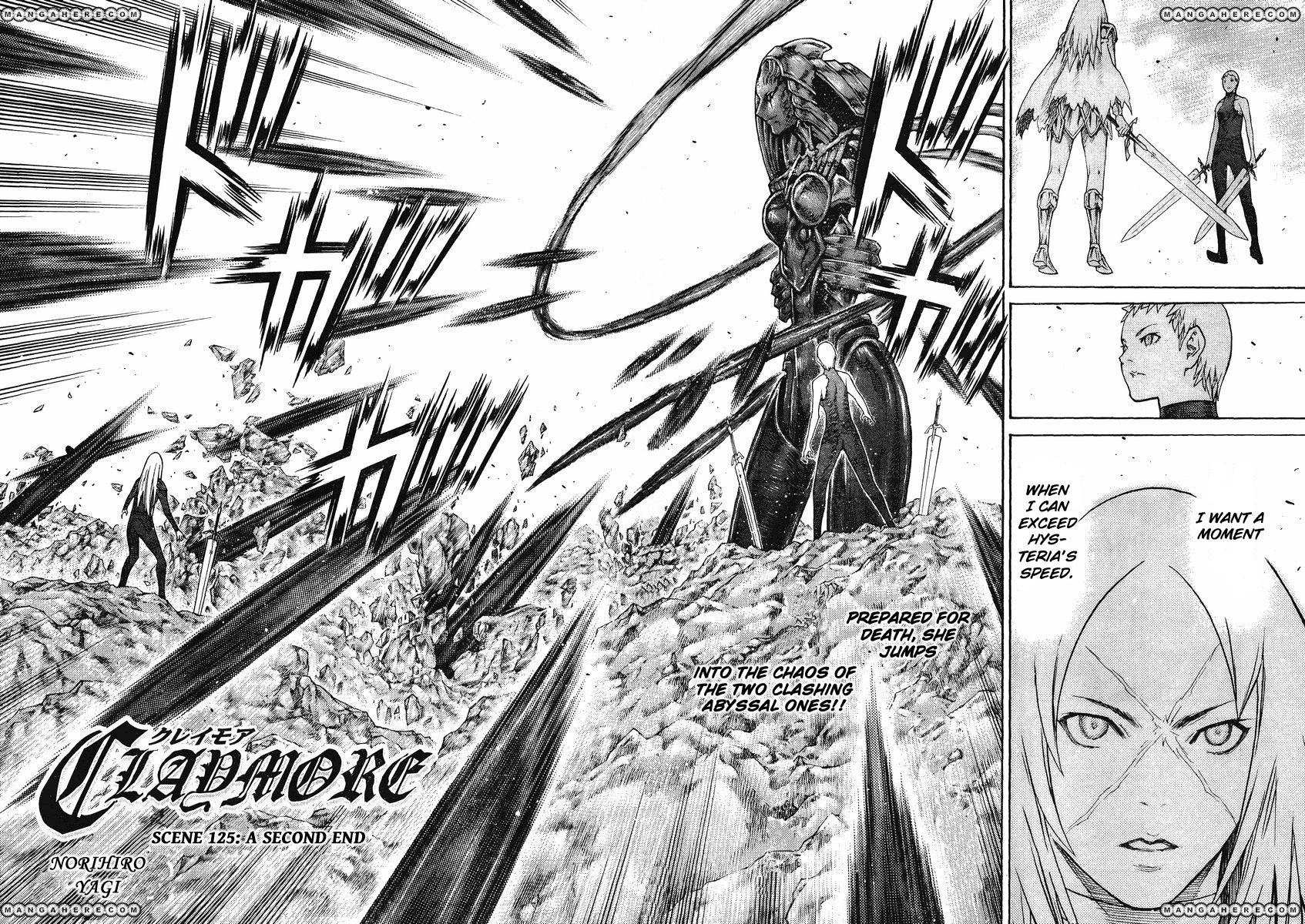 Claymore 125 Page 2