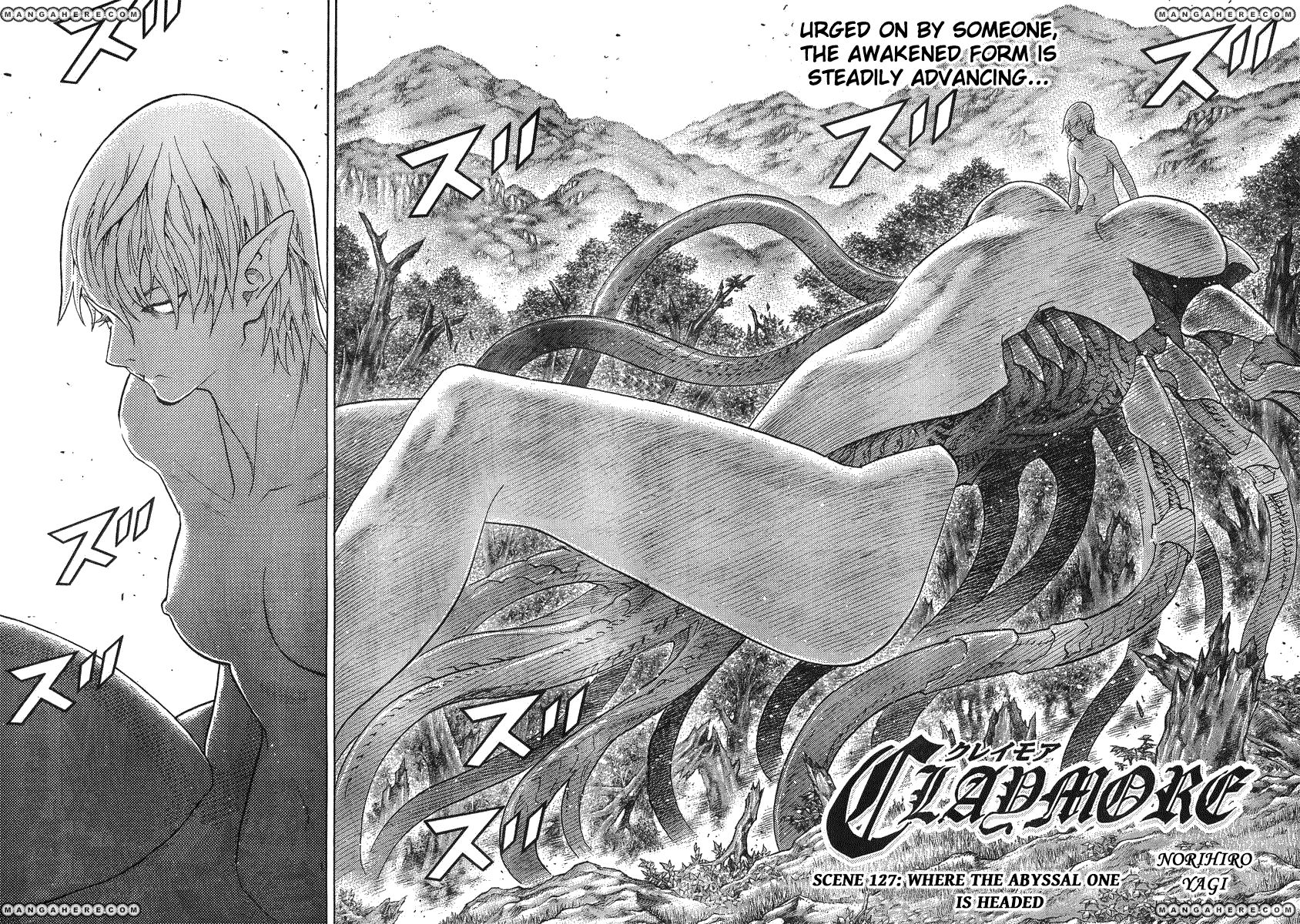 Claymore 127 Page 2