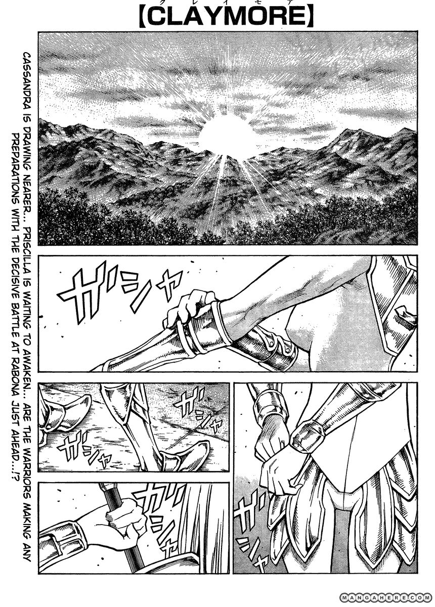 Claymore 129 Page 1