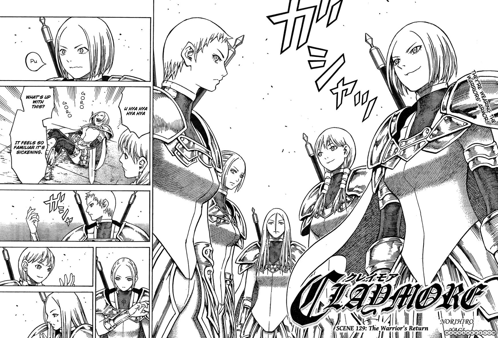 Claymore 129 Page 2