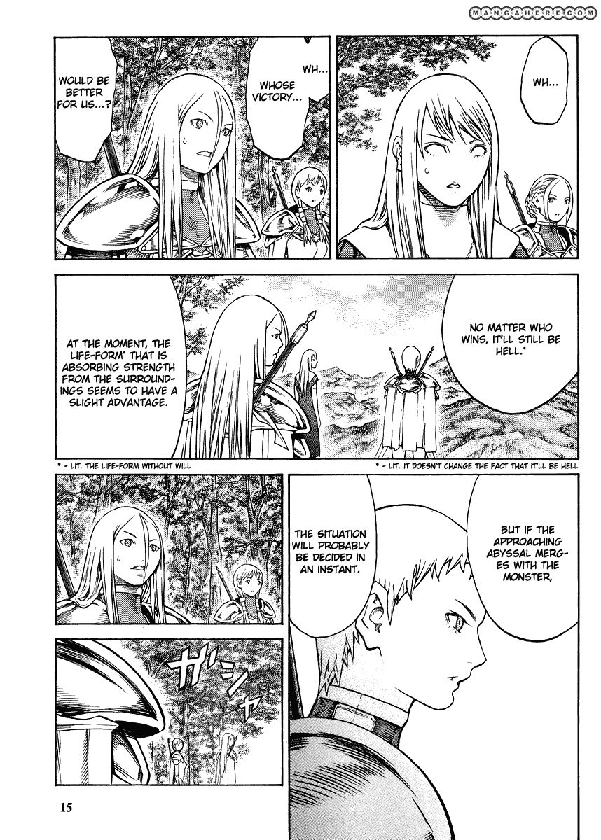 Claymore 130 Page 15