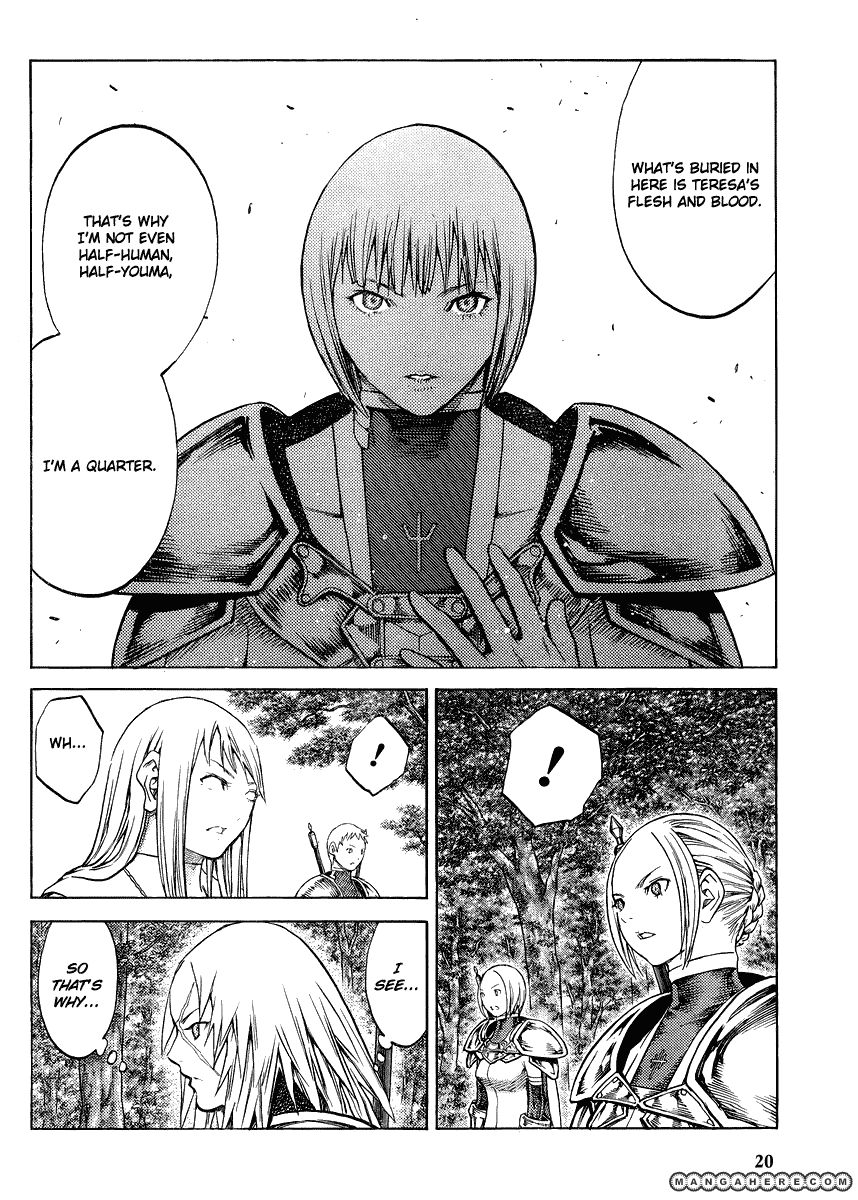 Claymore 130 Page 20